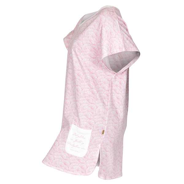 Andrea-kjole-lovetann-rosa-side