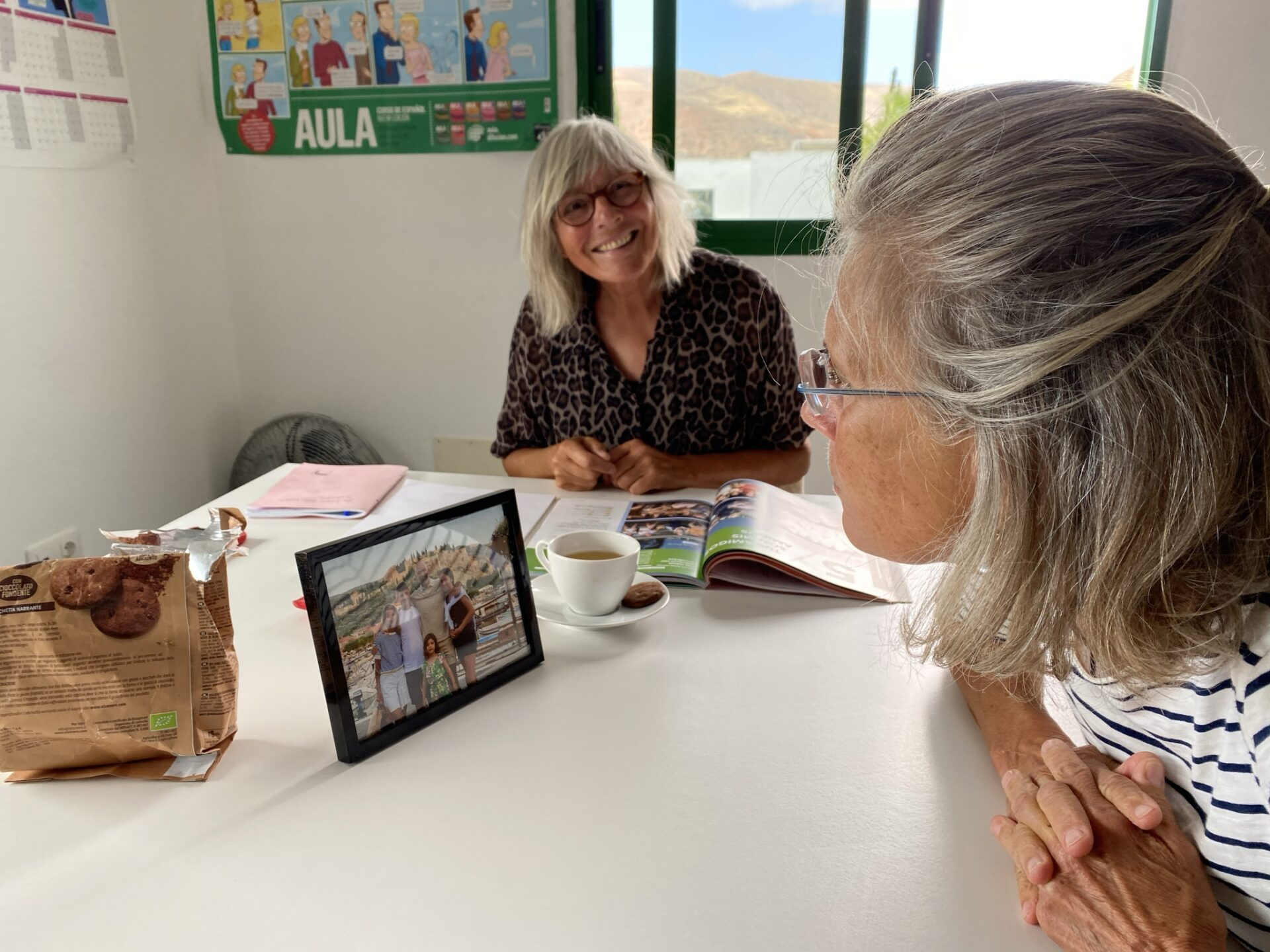 New Spanish Courses for Residents 2021