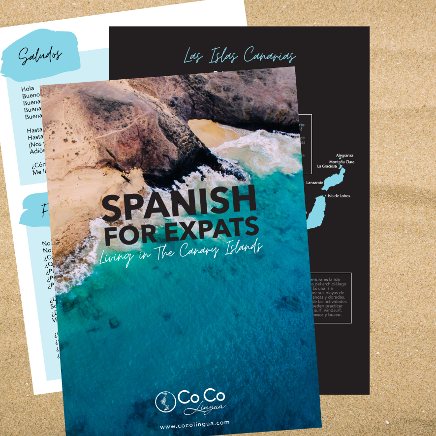 Spanish for Expats Guide (download it for free!)