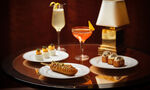 Le Magritte Bar and Terrace Snacks Selection