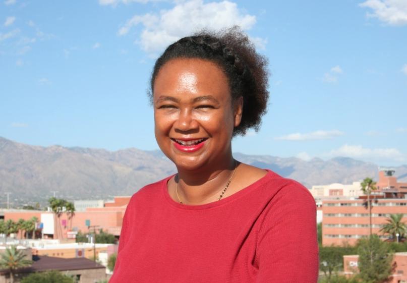 Dr Jarita Holbrook