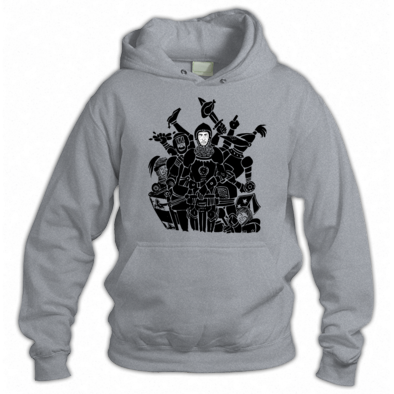 Knights Only Hoodie