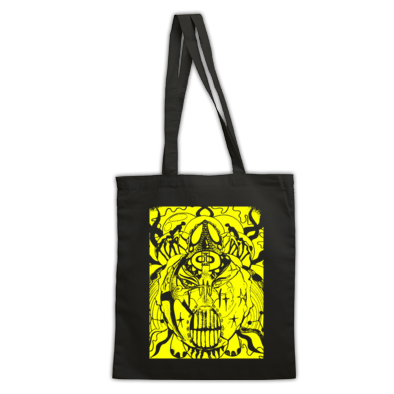 Turtle King Tote