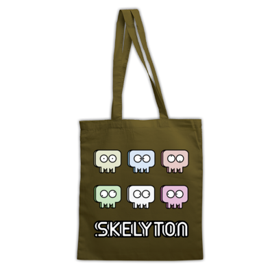 Skelyton Bag