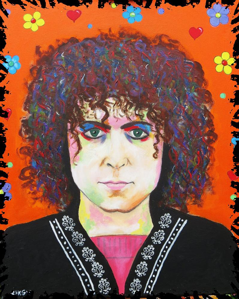 Marc Bolan>