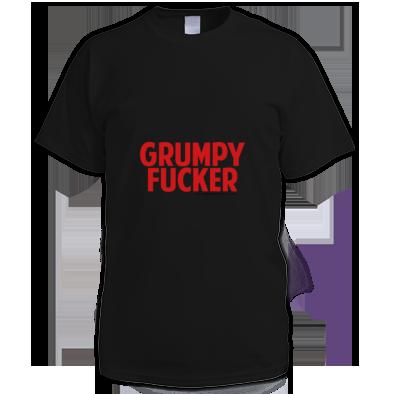 Grumpy Fucker Tee