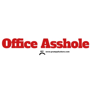 Office Asshole Cap