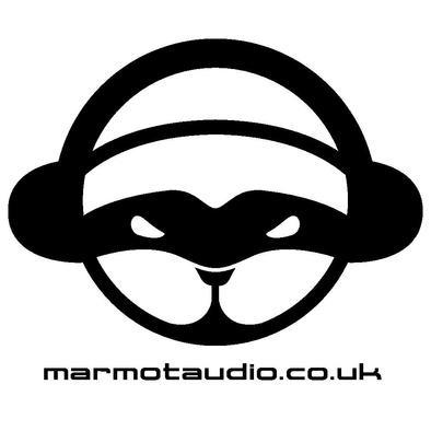 Marmot Audio Logo>