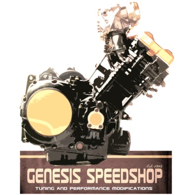 Genesis Speedshop>