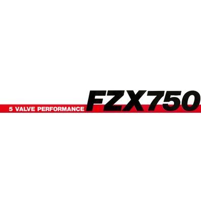 FZX750 Text