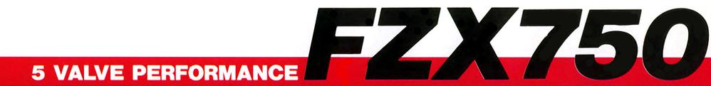 FZX750 Text>