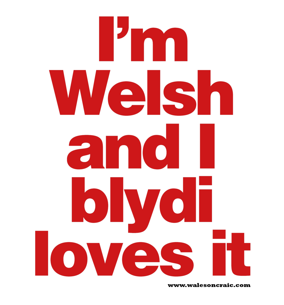 Welsh and Blydi Loves It>