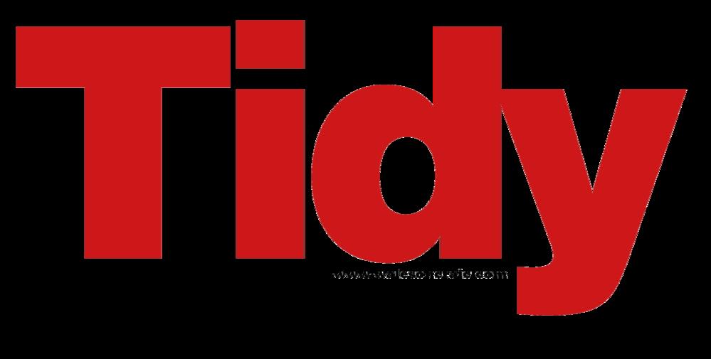 Tidy>