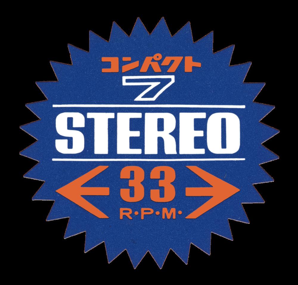 stereo 33 japan B>