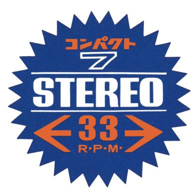 Stereo 33 RPM Japan M