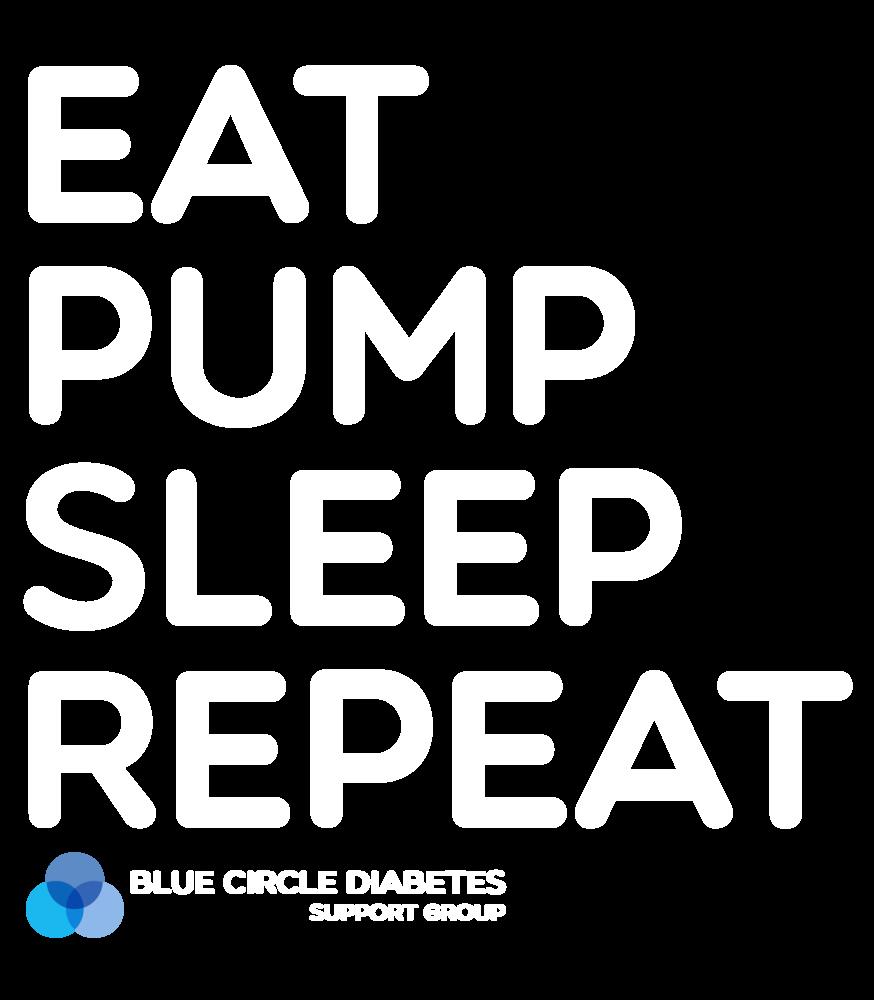 Eat, Pump, Sleep, Repeat (Mono)>