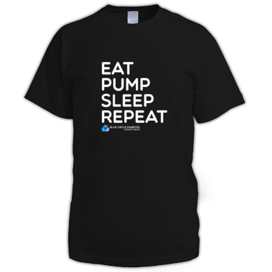 Eat, Pump, Sleep, Repeat (Mono)