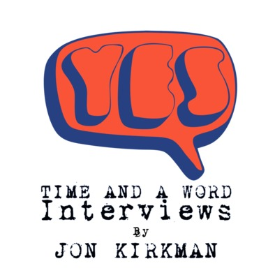 Time And A Word Interviews Book Logo