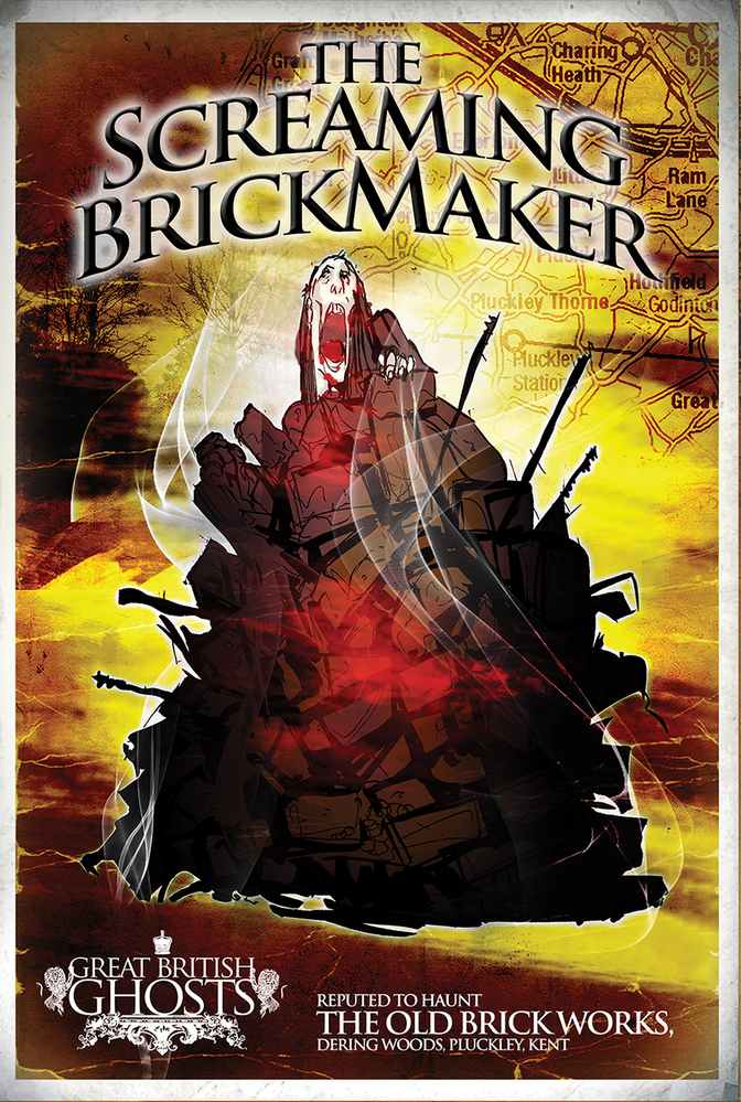 The Screaming Brickmaker>