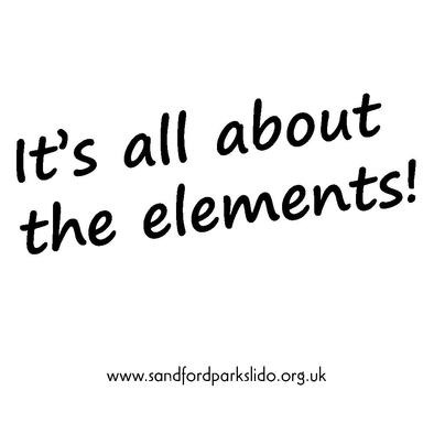 Its all about the elements