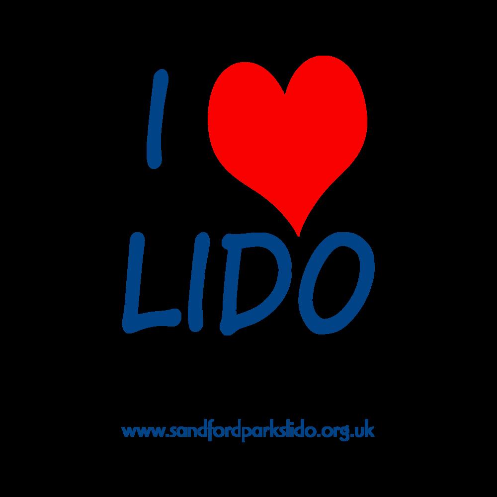 I love lido mens>