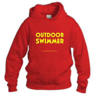 Outdoor swimmer hoody