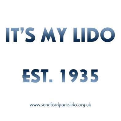 My lido est 1935 hoody