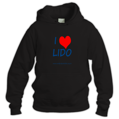I love lido hoody