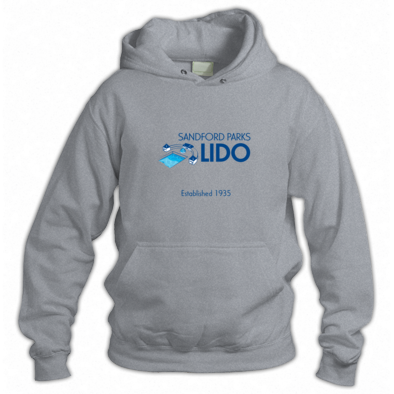 Lido established 1935 hoody
