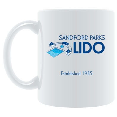 Lido established 1935 mug