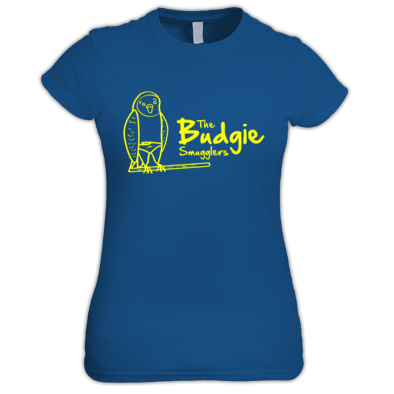 The Budgie Smugglers - Girls T shirt (choice of colours)