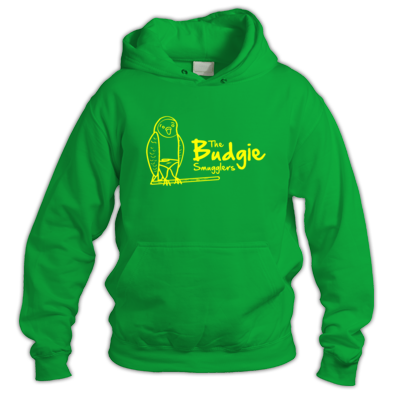 The Budgie Smugglers - Hoodie (choice of colours)