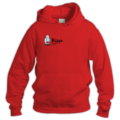 The Budgie Smugglers - Hoodie with colour logo