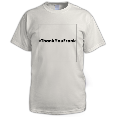 #ThankYouFrank Mens