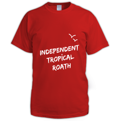 Independent Tropical Roath (White)