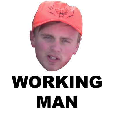 Working Man - Women's T-Shirt