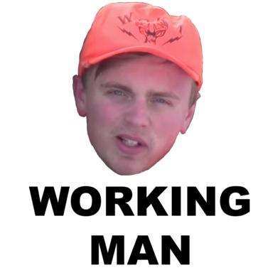 Working Man - Hoodie