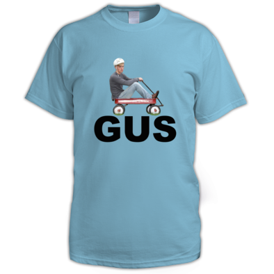 Gus Wagon - Men's T-Shirt