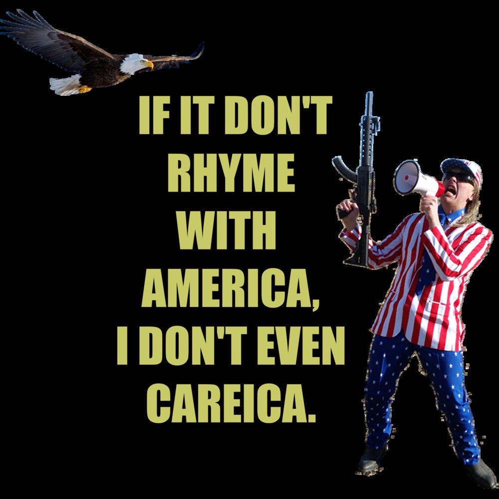 America Careica - Men's T-Shirt>