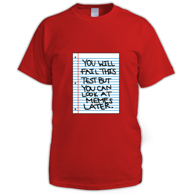 Cheat Sheet - Men's T-Shirt