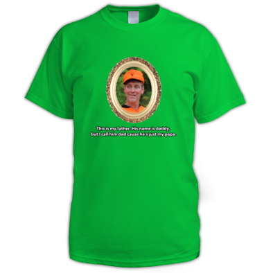 Working Dad - Men's T-Shirt