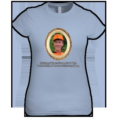 Working Dad - Women's T-Shirt