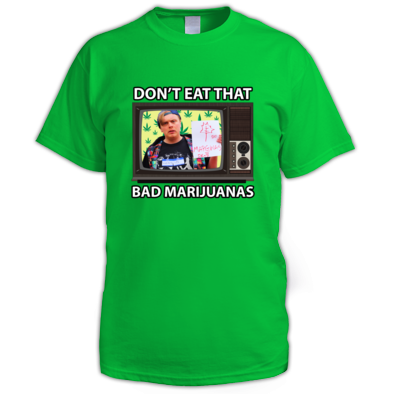 Bad Marijuanas - Men's T-Shirt