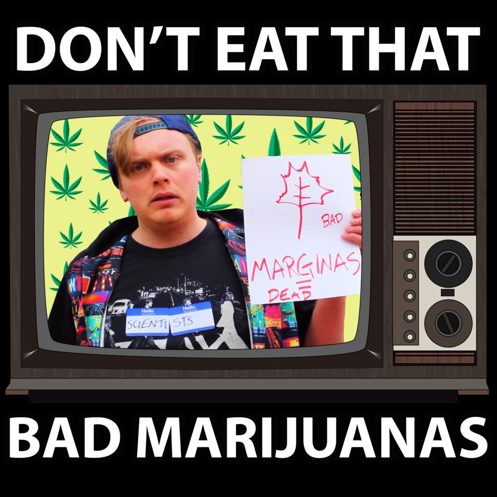 Bad Marijuanas - Women's T-Shirt>
