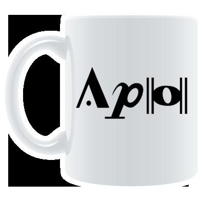 APO mug (logo only)