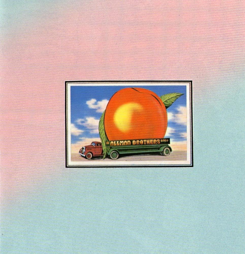 Eat A Peach>