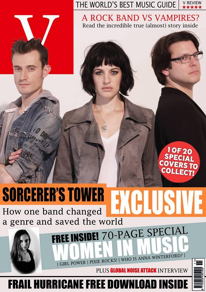 Sorcerer's Tower V Magazine>