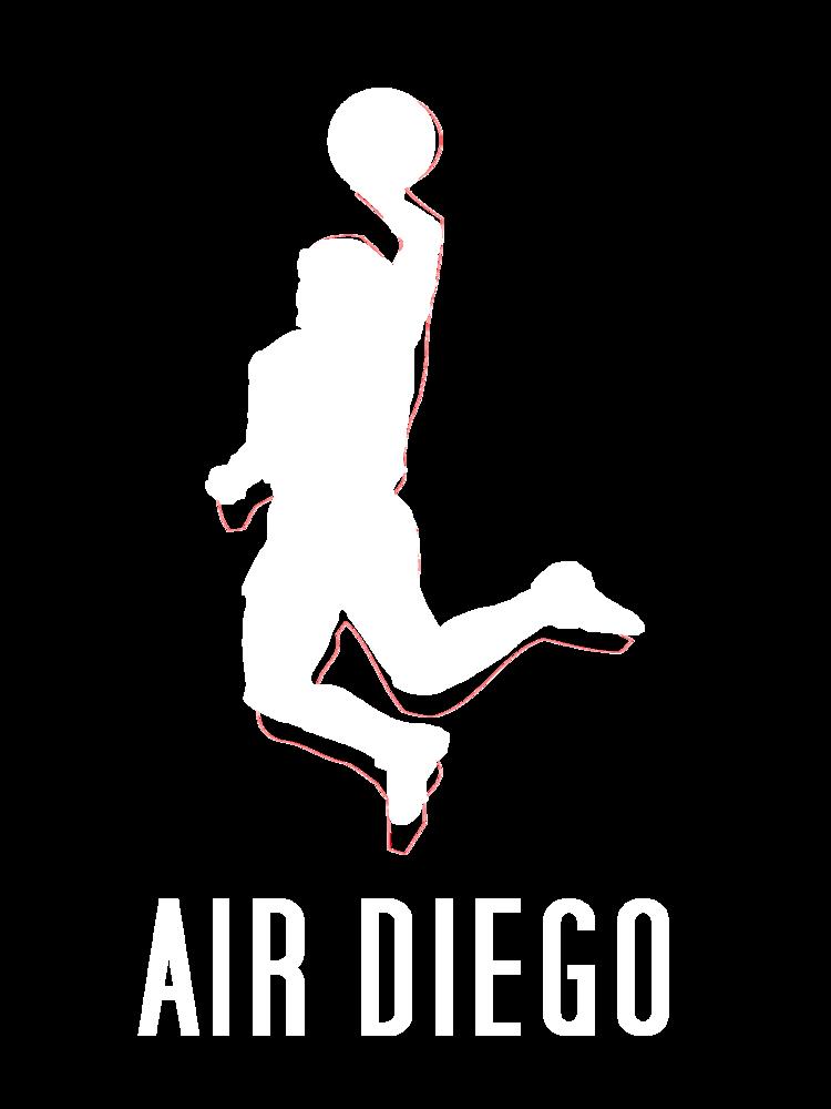 Air Diego White>