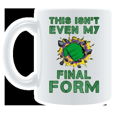 Final Form Mug