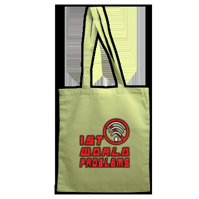 First World Problems Bag